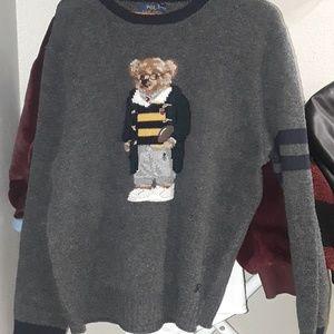 Polo Ralph Lauren authentic bear sweater